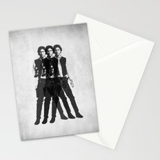 Triple Harrison  Stationery Cards
