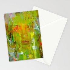 Senza una donna Stationery Cards