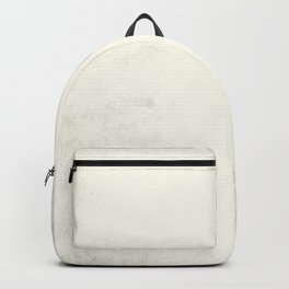 Tribal Ivory Cream Backpack