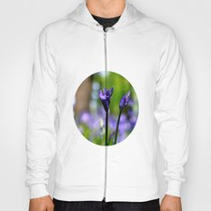 drowning in the bluebell sea Hoody