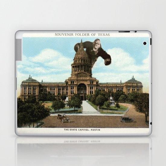 The King of Austin Laptop & iPad Skin