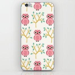 Owl Grove iPhone Skin