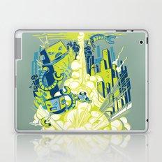 Smash! Zap!! Zooom!! - Annoying Kidd Laptop & iPad Skin