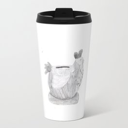 Chicken Penny Bank Travel Mug