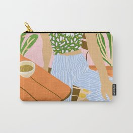 Kawa Tea #illustration #fashion Carry-All Pouch