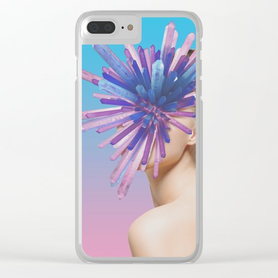 Deceptions Clear iPhone Case