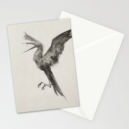 Hunger Bird Stationery Cards