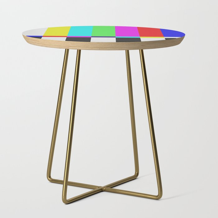 Tv Side Table.Color Tv Side Table By Lovechewie