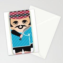 Nepali gurkha Stationery Cards