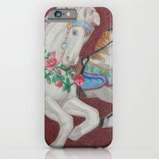Carousel Race iPhone 6s Slim Case