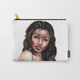 Ebony Carry-All Pouch