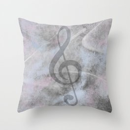 DT MUSIC 13 Throw Pillow