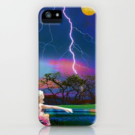 On the Storm iPhone Case