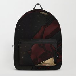 the devil of hell's kitchen Backpack