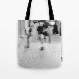 Skateboarding! Tote Bag