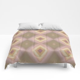 Nested Diamonds Comforters