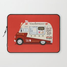 Ode To Cornetto Part 1 Laptop Sleeve