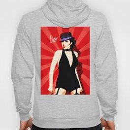 Liza Minnelli - Cabaret - Pop Art Hoody