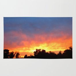 Sunset Blaze Rug
