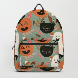 Happy Halloween!  Backpack