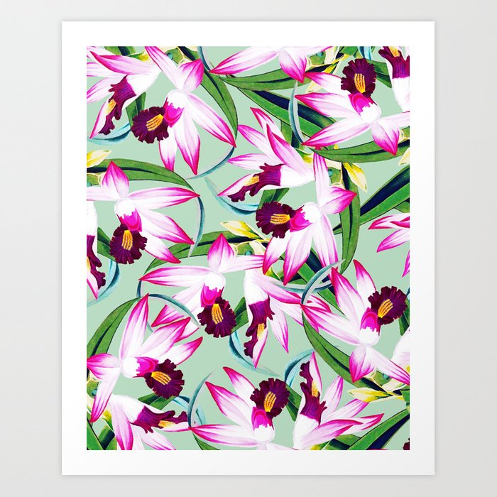 Belle âme #society6 #decor #buyart Art Print