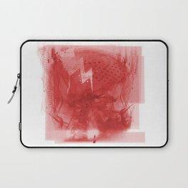 Brain Sync/Red Laptop Sleeve