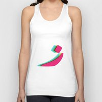 dragonball z Tank Tops featuring Z ❤ by aldarwish
