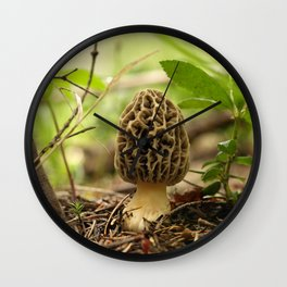 Morel Wall Clock