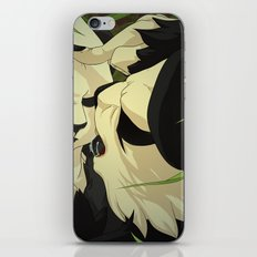 Pangoro Scolding iPhone & iPod Skin