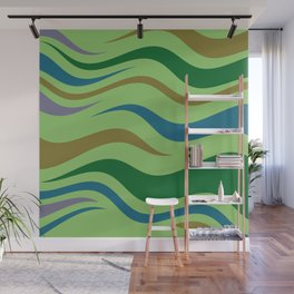 Classic Camouflage Wall Mural