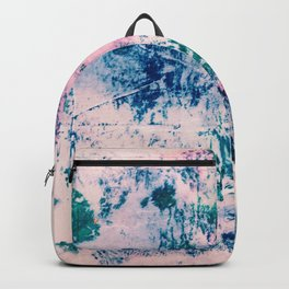 Eagle Abstract Painting Backpack