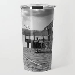 Neglected History Travel Mug