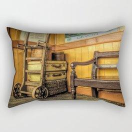 Days Away Rectangular Pillow
