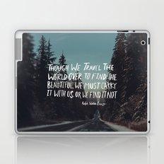 Road Trip Emerson Laptop & iPad Skin