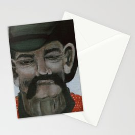 Lonesome Cowpoke Stationery Cards