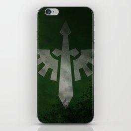 Repent! For tomorrow you die! iPhone Skin