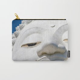 Face of Buddha Carry-All Pouch