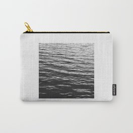 Grain over calm water Carry-All Pouch