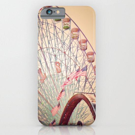 Biggest Wheel in Texas iPhone & iPod Case