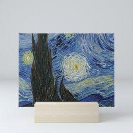 The Starry Night Mini Art Print