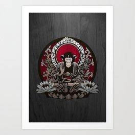 Zen Sapience Art Print