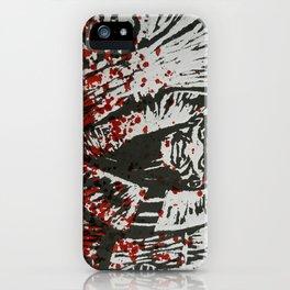 Marv Sin City iPhone Case