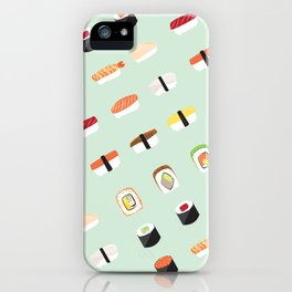 Food Series - Sushi iPhone Case
