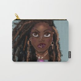 Bohemian Belle Carry-All Pouch