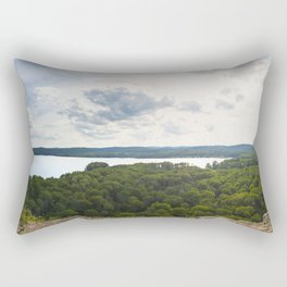 Alyen Lake Lookout - Algonquin 2016 Rectangular Pillow