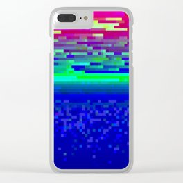 CN ON Clear iPhone Case