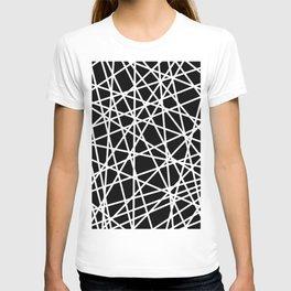 Lazer Dance B&W 1 T-shirt