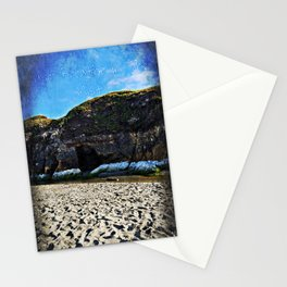 The Misty Sea Air Stationery Cards