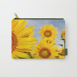 Right In Front Of You Carry-All Pouch
