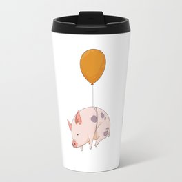 When pigs fly Travel Mug